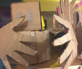 Cardboard Grabbers