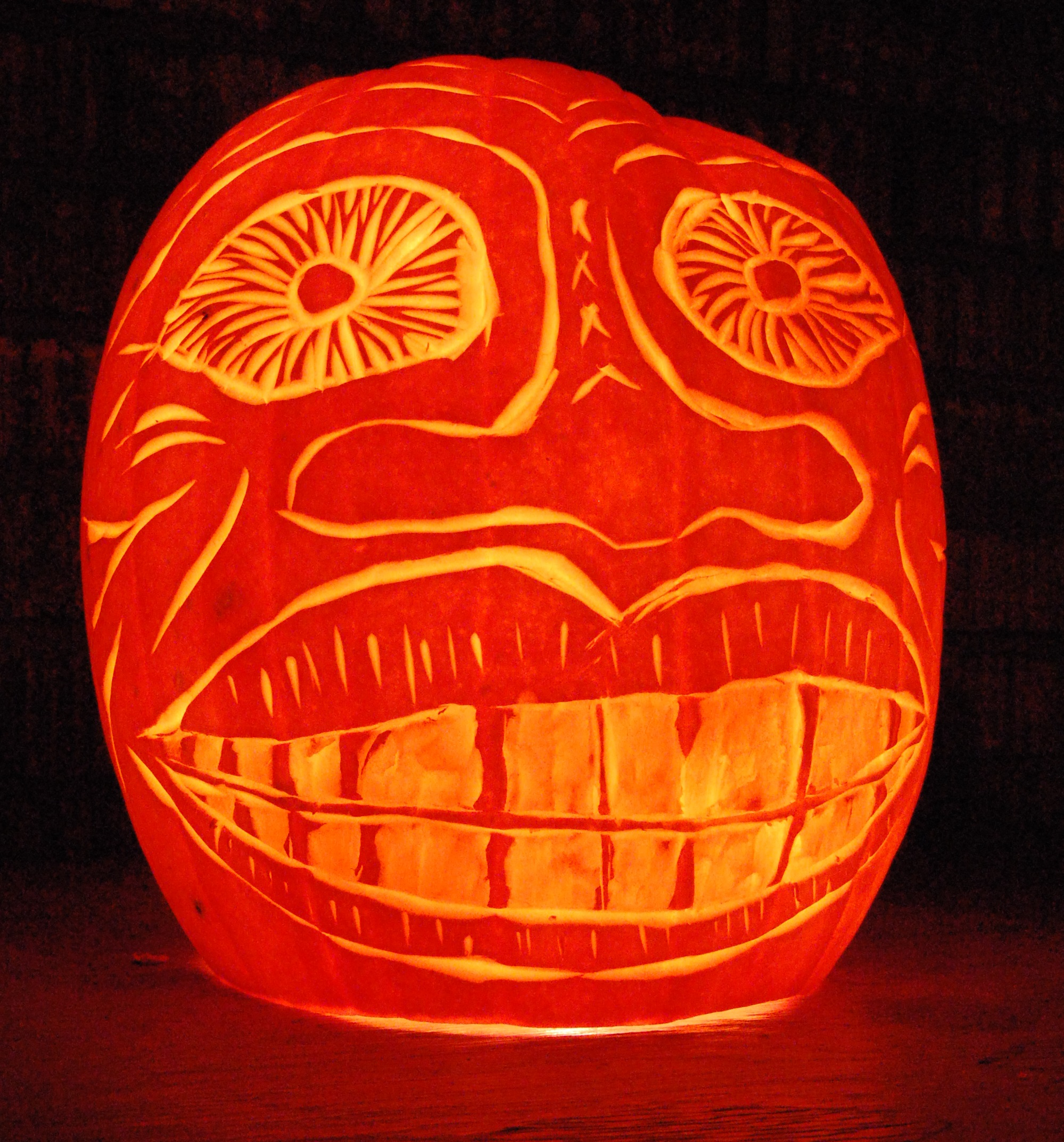 Picture of Jacked O Lantern
