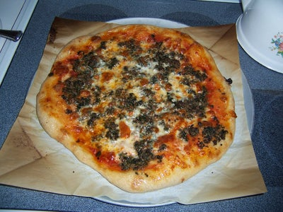 Rustic Pizza for Busy People