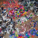 How to Make 1,000 Cranes (or just one)!