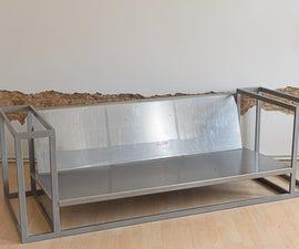 Full Metal Sofa