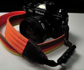 Literally Free DIY Camera Strap