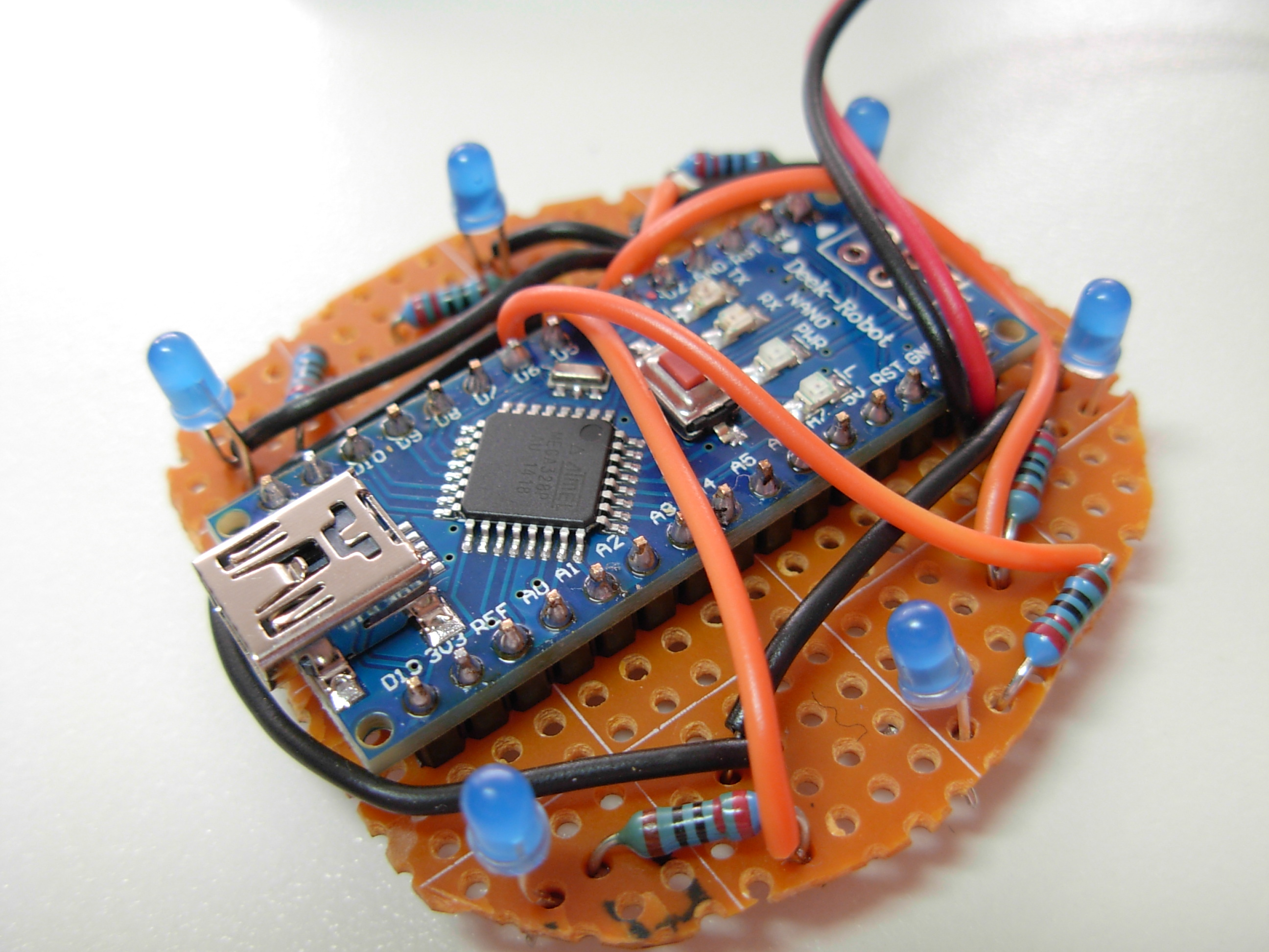Picture of Connect the Electronic Components