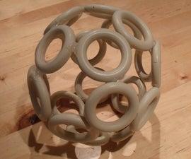 Ringed Icosahedron