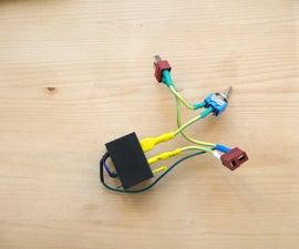 DIY Anti-Spark Switch
