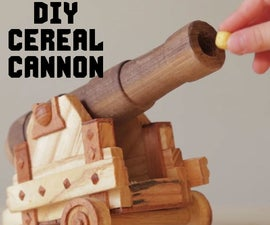 Cereal Cannon
