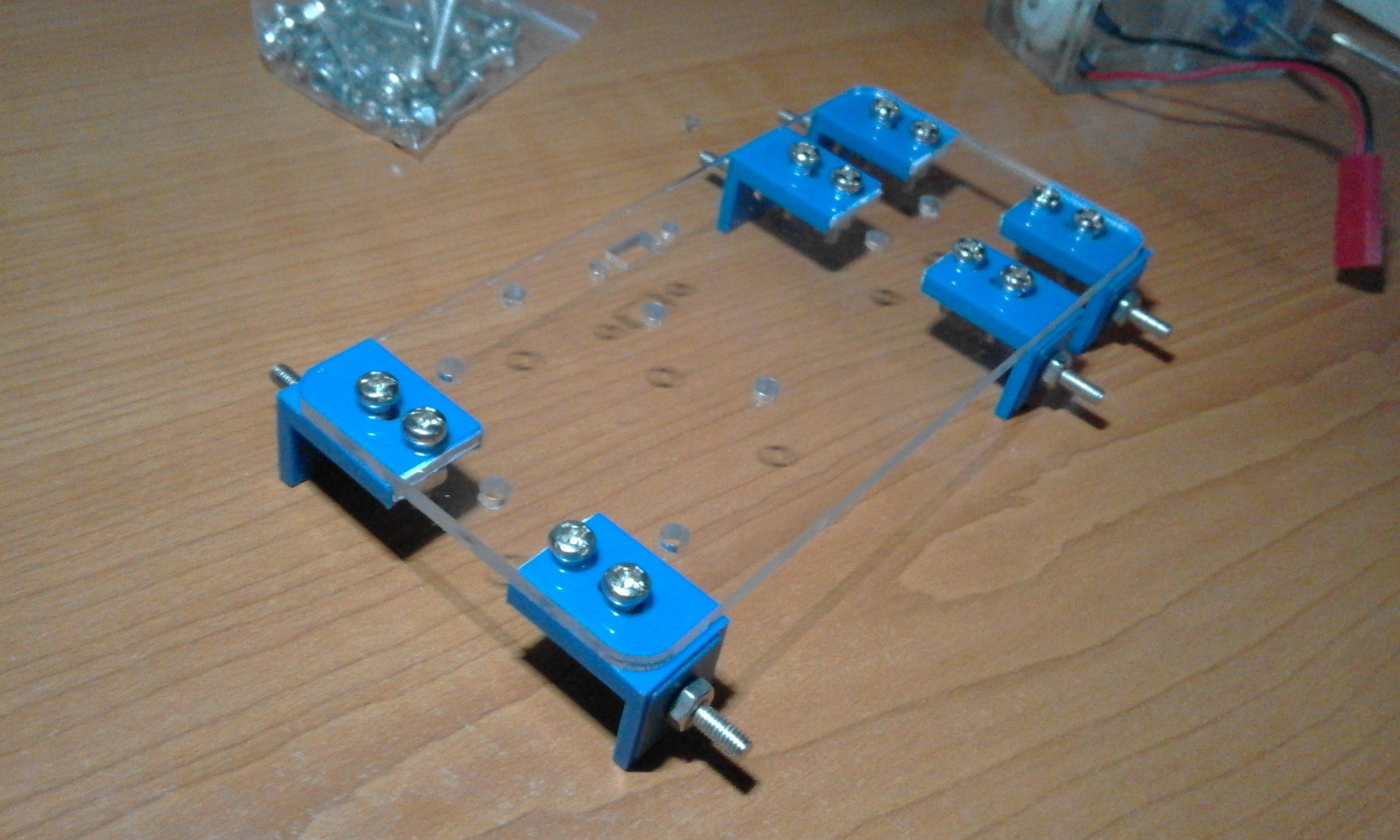 Picture of Build the Base Body