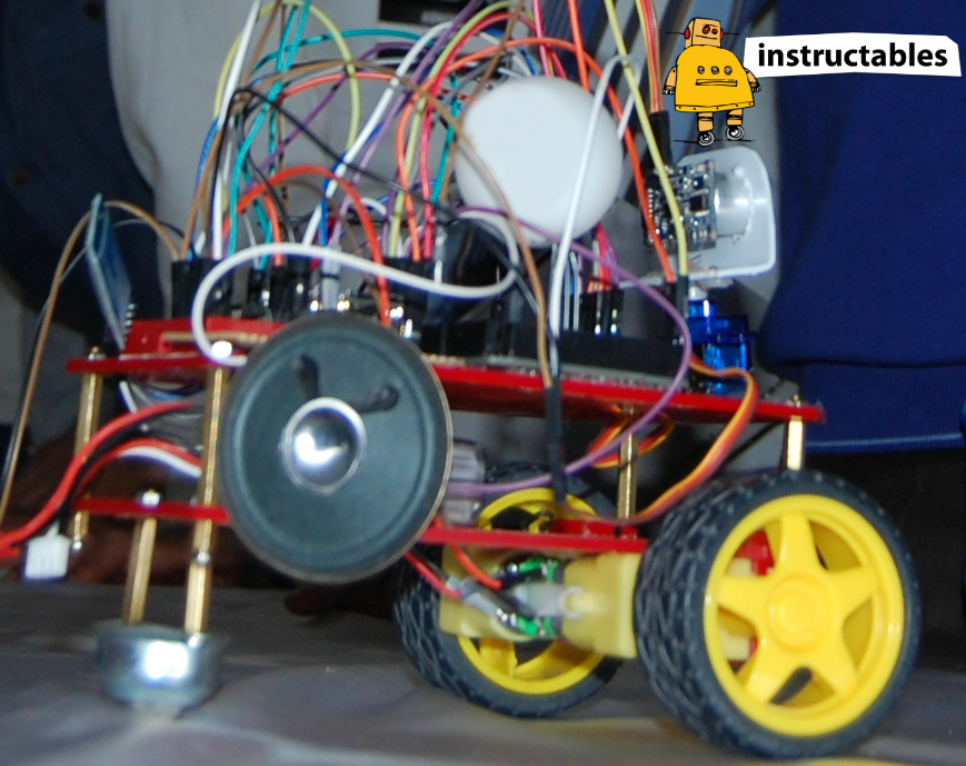 Picture of Arduino Talking Robot Based Artificial Intelligence