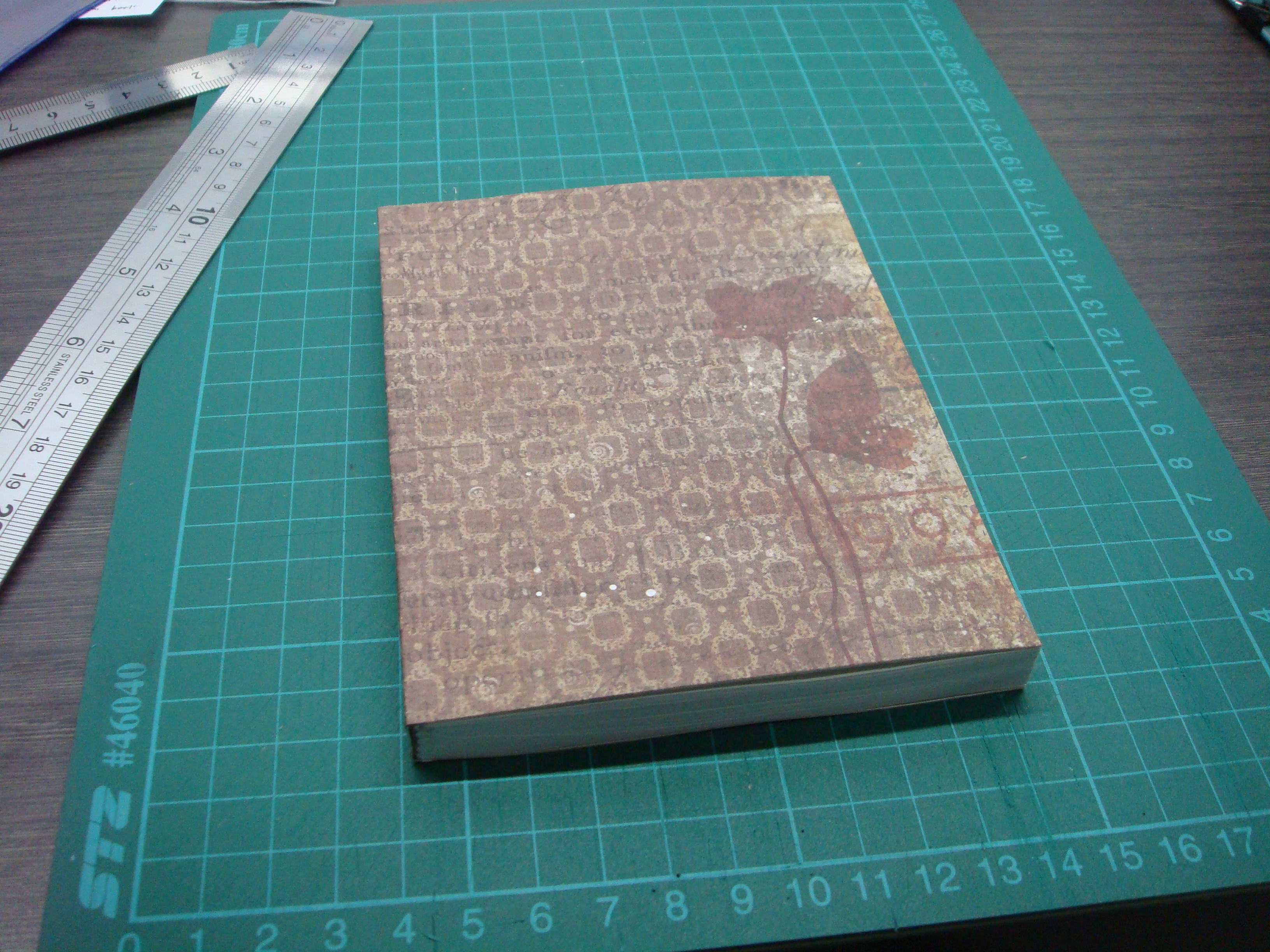 Picture of A6 Sketchbook / Notebook