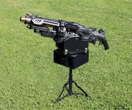 Nerf Vulcan Sentry Gun