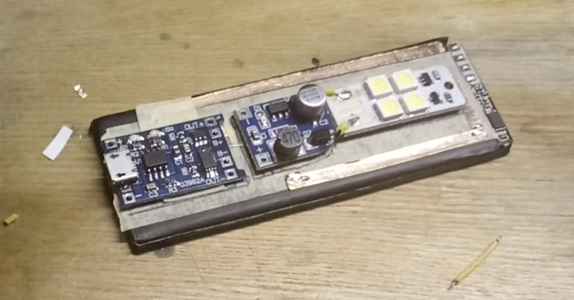 Gluing and Soldering