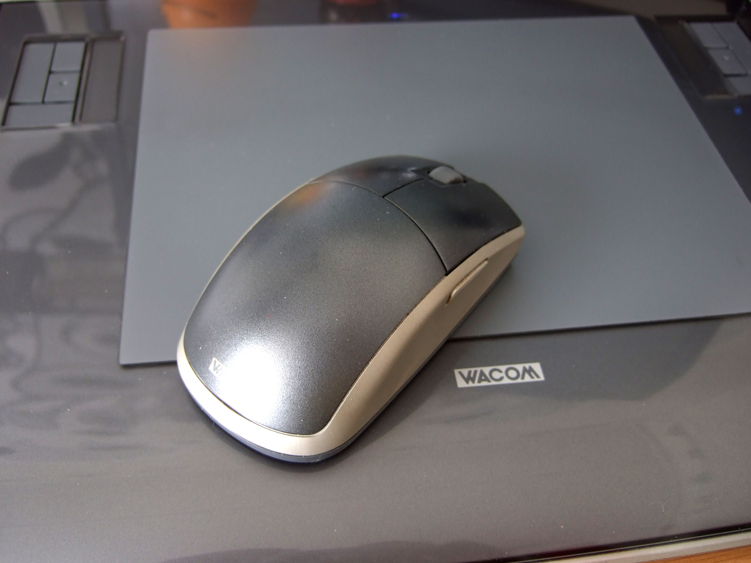 Picture of Clean a Wacom Intuos Mouse