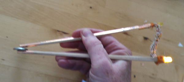 Picture of E-chopsticks