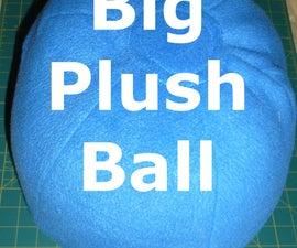 Plush Ball