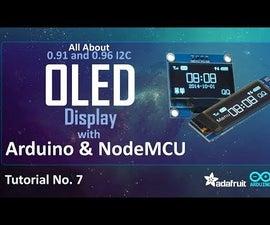 OLED I2C Display Arduino/NodeMCU Tutorial