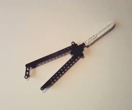 Best Lego butterfly knife