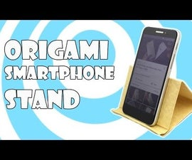 Origami Phone Stand/Holder
