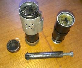 DIY Flint Lighter A.k.a ZIPPO