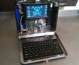 Lunch Box Computer With Raspberry Pi