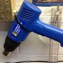 Heat Gun Bench Holster