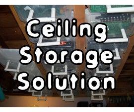 Ceiling Storage Solution