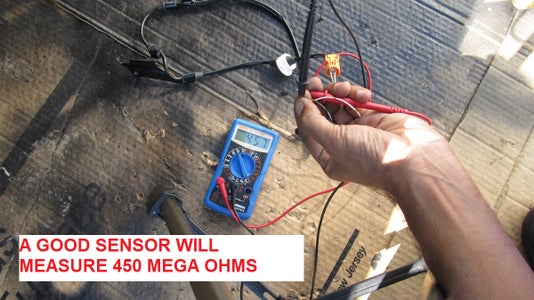 Install the New ABS Sensor