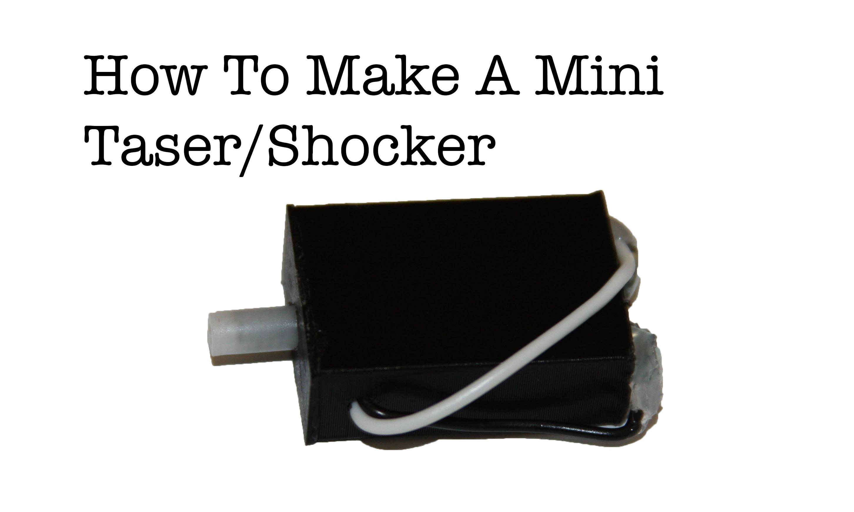Picture of Mini Taser/Shocker