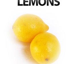 5 Great Lemon Tricks