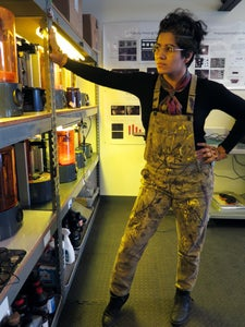 Jillian Holtzmann: Mad Scientist Ghostbuster!