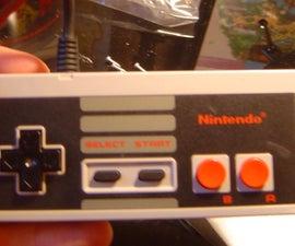 Nes Gamepad USB
