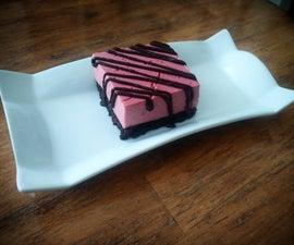 Strawberry Cheesecake Squares (gluten Free)