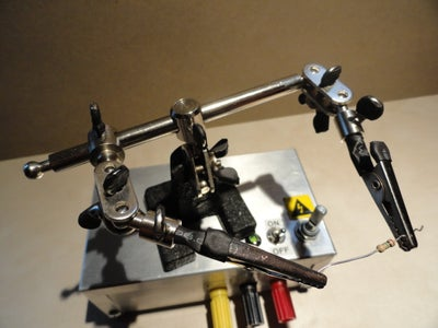 Improvement of Make Your 'helping Hands' 100x More Useful for Soldering / Gluing Small Parts