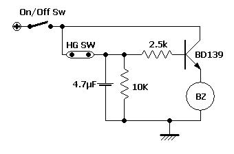 Picture of Material List and Schematic