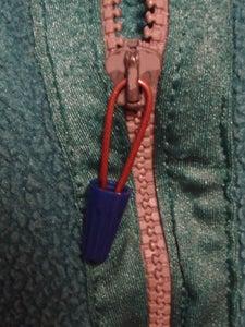 Ta Da...  Functional Zipper!