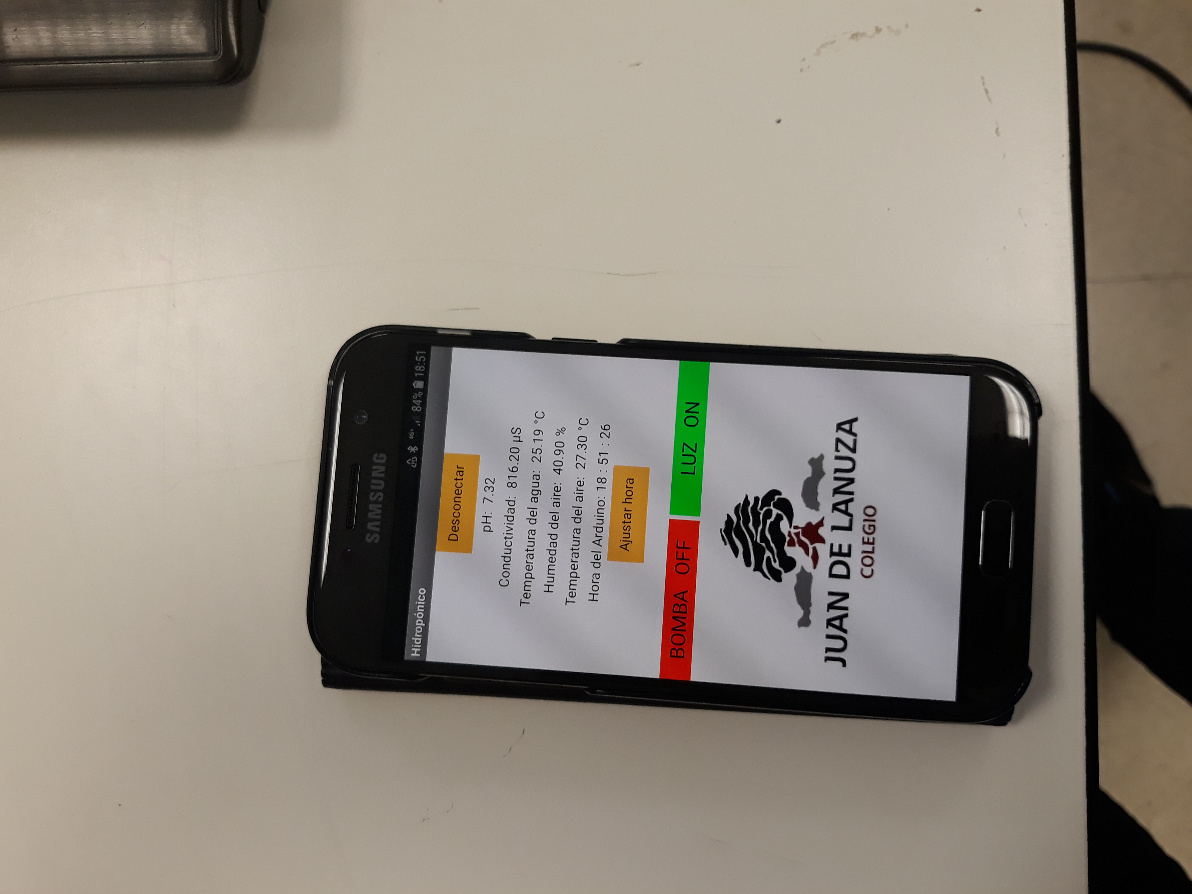 Picture of Android APP