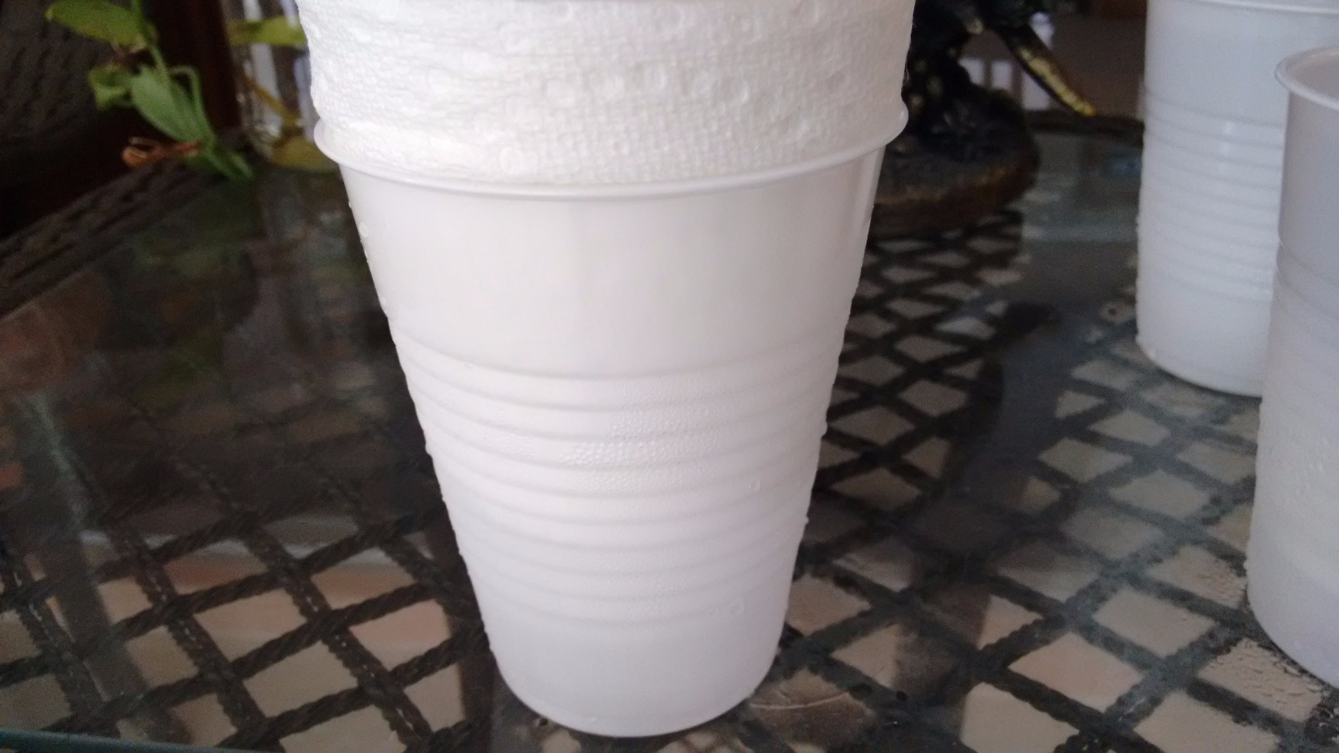 Picture of The Winner! Double Cup With Paper