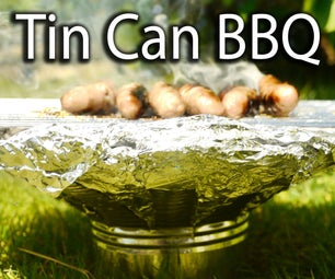 Tin Can BBQ