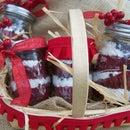 Cupcakes in a jar!