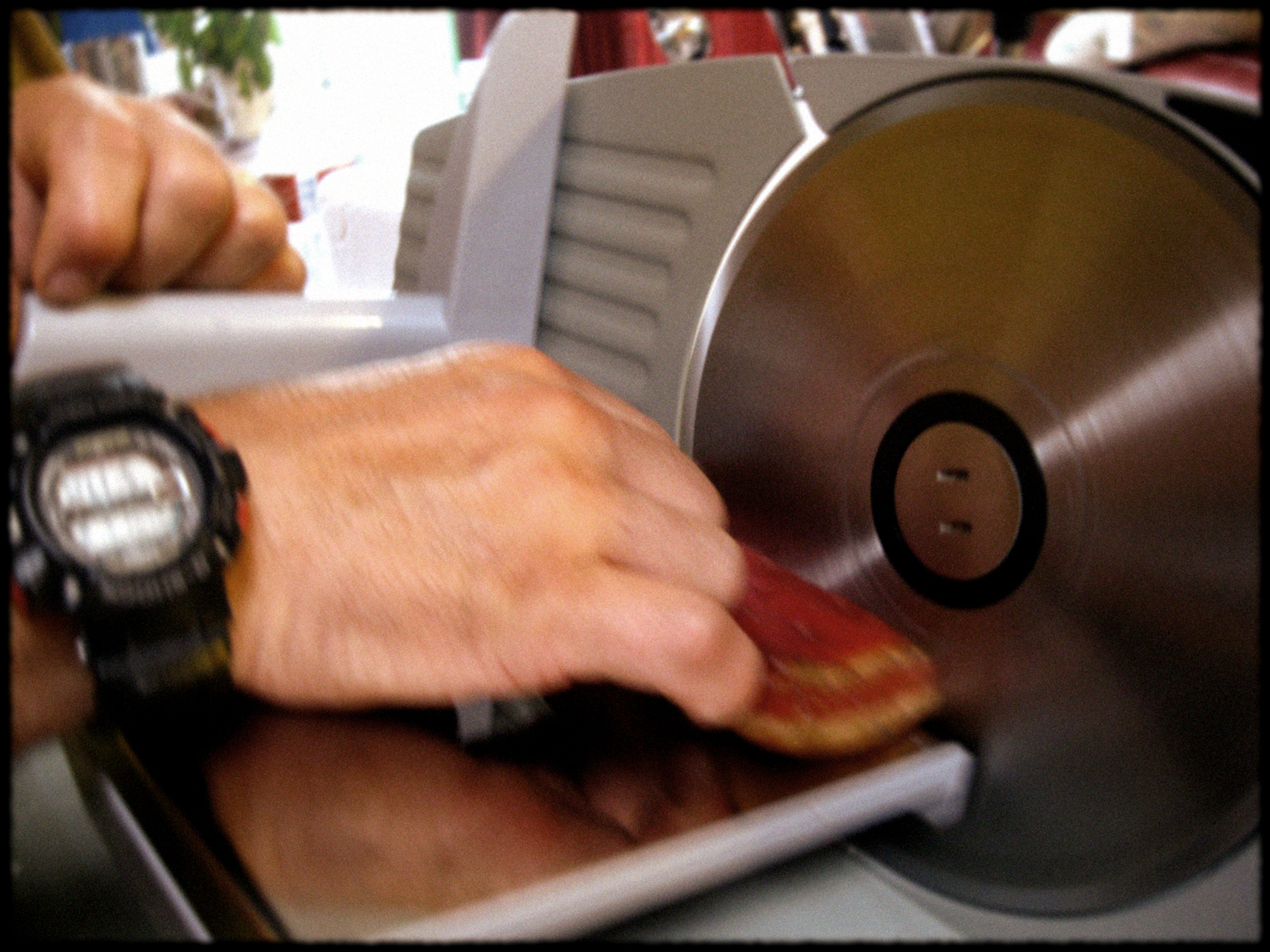 Picture of Smoking, Slicing, Cooking