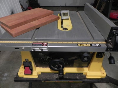 Cutting Ring Staves