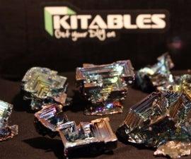 The Best/Safest Bismuth Crystal Instructions
