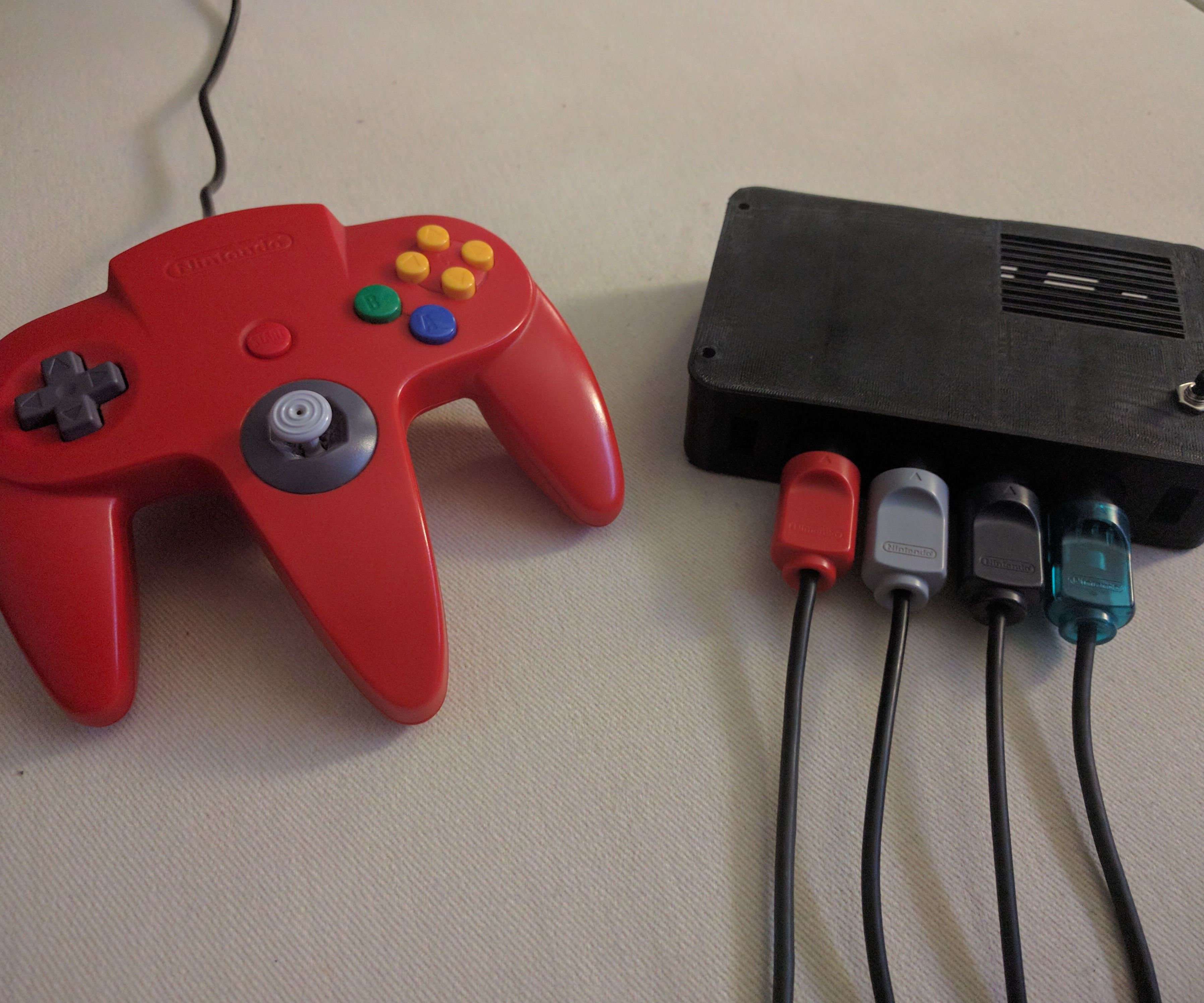 retro gaming console (n64 mod) with kodi 7 steps (with pictures)