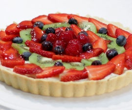 How to Make a Fruit Tart - Easy Recipe