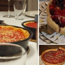 Pi Day Deep Dish and Gluten Free Berry Pie