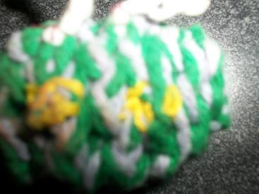 Picture of Crochet Fuzzy Alien - Creepy Cute Crochet Collection