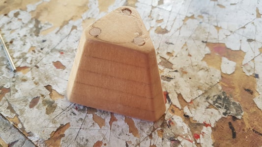 Creating a Mould for Sand Casting