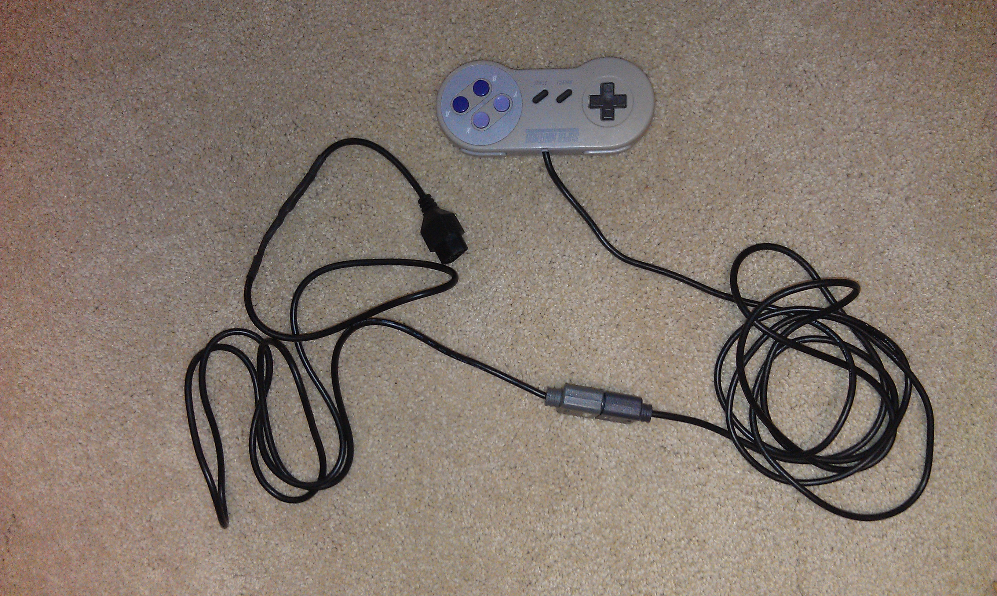 Picture of Accessory: SNES Adapter