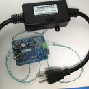 Arduino Audio Triggered Power Switch