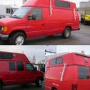 Big Red Van