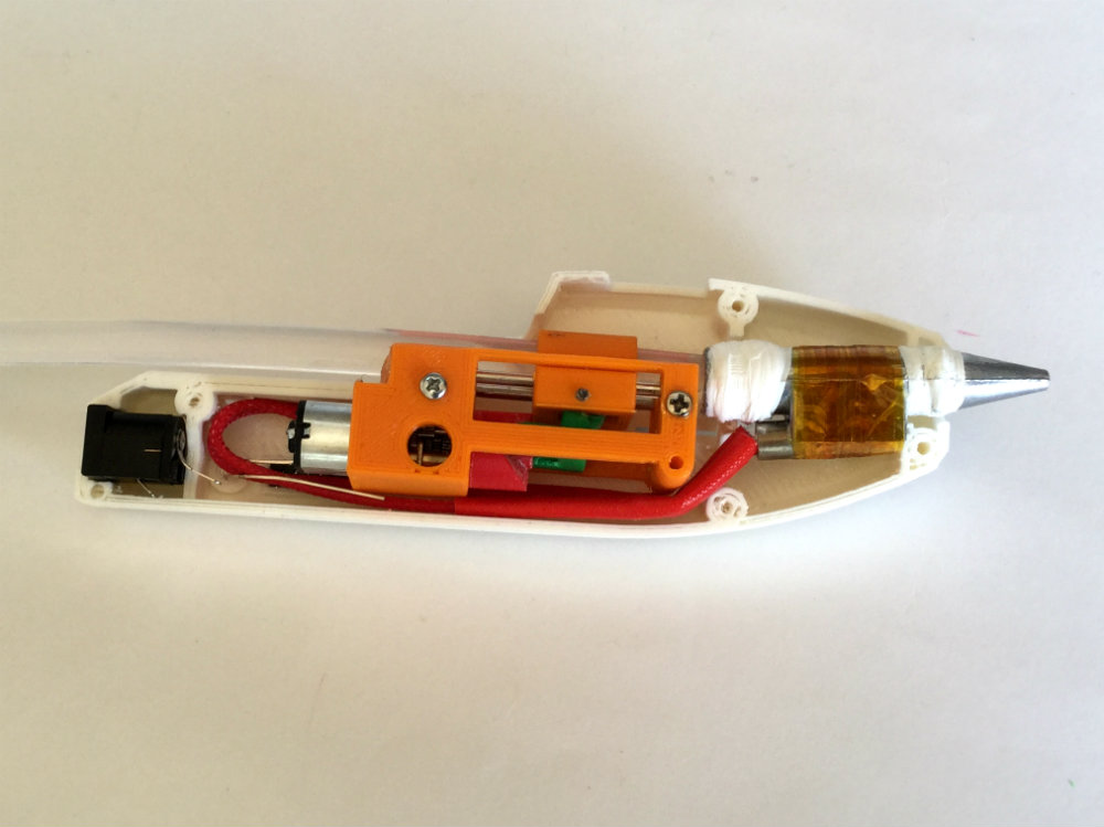 Picture of Module for Feeding the Glue Stick
